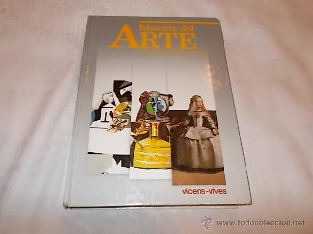 Historia del arte vicens vives comprar en todocoleccion 47259943 - Libreria segunda mano online ...