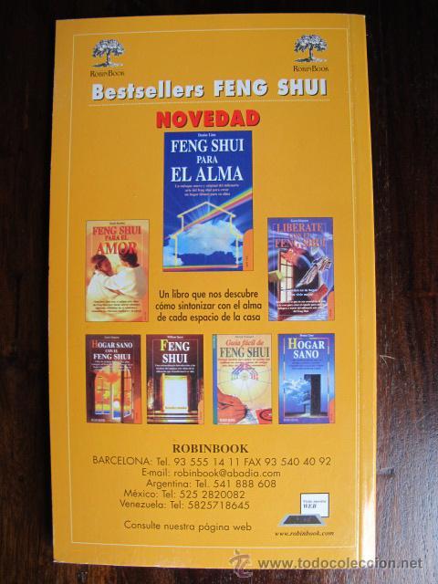 Libros de segunda mano: Libro feng shui cure su casa sane su vida coleccion año cero año 2000 - Foto 2 - 47265126