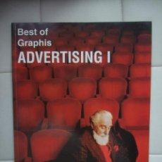 Libros de segunda mano: LIBRO - BEST OF GRAPHIS ADVERTISING I. Lote 47305347