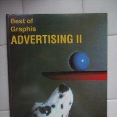 Libros de segunda mano: LIBRO - BEST OF GRAPHIS ADVERTISING II. Lote 47305390