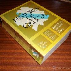 Livros em segunda mão: HISTORIA DE GALICIA. EMILIO GONZÁLEZ LÓPEZ. BIBLIOTECA GALLEGA. SERIE NOVA. (1980). Lote 47312627