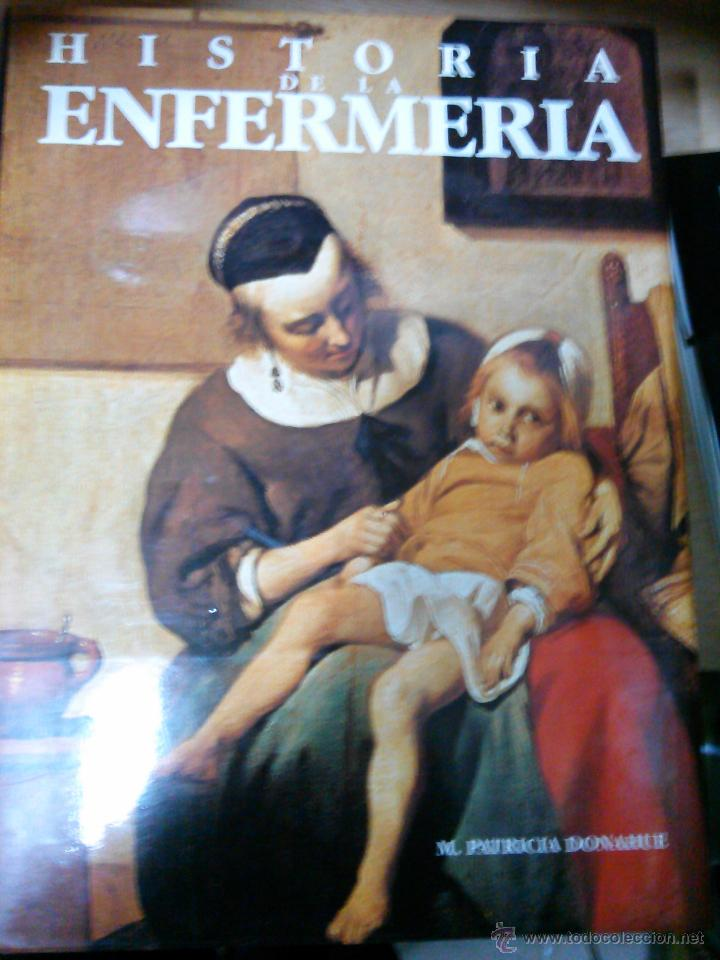 Historia de la enfermer a comprar en todocoleccion 47339051 - Libreria segunda mano online ...