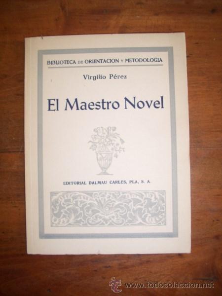 maestro novel
