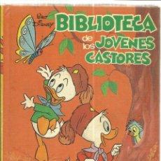 Libros de segunda mano: BIBLIOTECA DE LOS JÓVENES CASTORES. TOMO 1. EDITORIAL MONTENA. MADRID. 1984. Lote 47358241