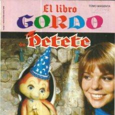 Libros de segunda mano: EL LIBRO GORDO DE PETETE. EDITORIAL P.T.T. MADRID. 1982 . Lote 47359204