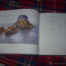 Libros de segunda mano: LES TERRES DE BALIAR(APUNTS DE NATURA I DE PAISATGE).MALLORCA,MENORCA ,EIVISSA,FORMENTERA.1998.FOTOS. Lote 56948076