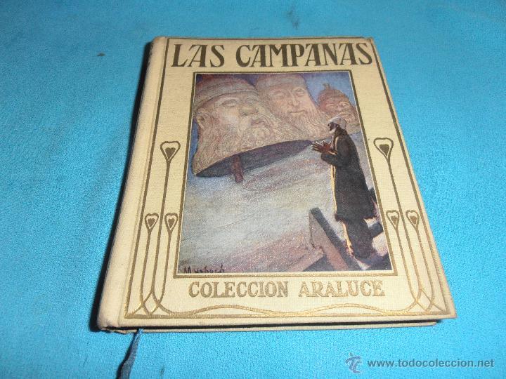 LAS CAMPANAS, COLECCION ARALUCE, Nº 78 (Libros de Segunda Mano - Literatura Infantil y Juvenil - Otros)