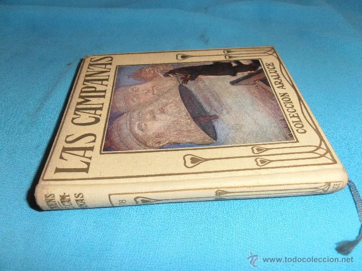 Libros de segunda mano: LAS CAMPANAS, COLECCION ARALUCE, Nº 78 - Foto 2 - 47418769