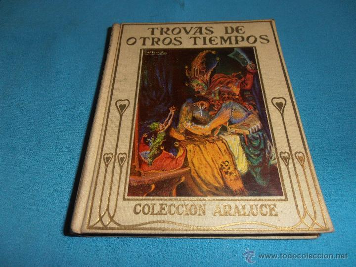 TROVAS DE OTROS TIEMPOS, COLECCION ARALUCE, Nº 48 (Libros de Segunda Mano - Literatura Infantil y Juvenil - Otros)