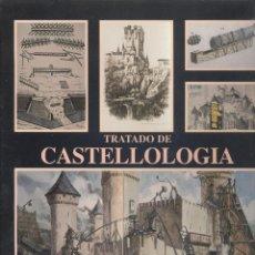 Libros de segunda mano: S. FAJARDO G. DE TRAVECEDO E I. FAJARDO LÓPEZ-CUERDO. TRATADO DE CASTELLOLOGÍA. MADRID, 1996.. Lote 47415810