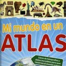 Libros de segunda mano - Mi mundo en un atlas - WALLACE, HOLLY - 47449700