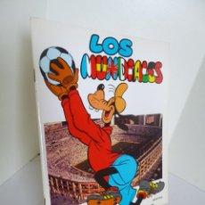 Libri di seconda mano: LOS MUNDIALES, WALT DISNEY MONTENA 1982. Lote 77461061