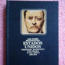 Libros de segunda mano: LOS PAISES BELIGERANTES LOS ESTADOS UNIDOS EDICIONES NAUTA 1970 BIBLIOTECA DEL SIGLO XX 9. Lote 47471143