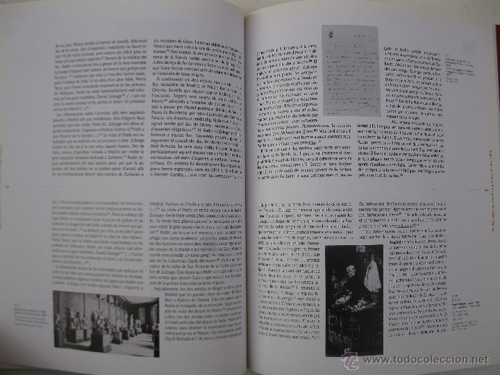 Libros de segunda mano: AUGUSTE RODIN Y SU RELACIÓN CON ESPAÑA - FUNDACIÓN LA CAIXA - AÑO 1996. - Foto 3 - 47471598