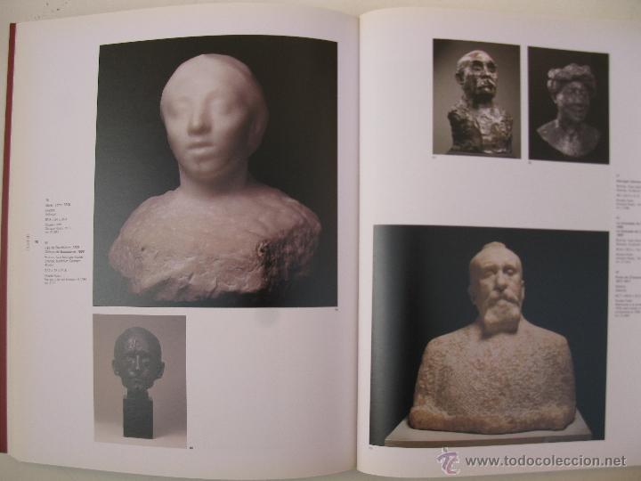 Libros de segunda mano: AUGUSTE RODIN Y SU RELACIÓN CON ESPAÑA - FUNDACIÓN LA CAIXA - AÑO 1996. - Foto 4 - 47471598