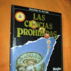 Libros de segunda mano: LAS CIENCIAS PROHIBIDAS Nº 3 - MAGIA LOS PODERES SECRETOS - ENCICLOPEDIA DEL OCULTISMO - QUORUM 1987. Lote 47486067