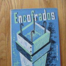 Libros de segunda mano: ENCOFRADOS, MONOGRAFICAS CEAC, NUMERO 51. Lote 47504197