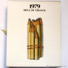 Libros de segunda mano: LAS EDICIONES DEL TIEMPO. AÑO 1979. EN PERFECTO ESTADO.. Lote 47573930