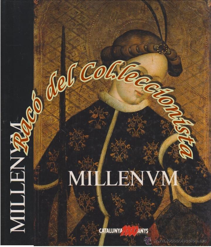 MILLENVM, HISTORIA I ART DE L'ESGLESIA CATALANA, GENERALITAT DE CATALUNYA, SERIE CATALUNYA 1000 ANYS (Libros de Segunda Mano - Bellas artes, ocio y coleccionismo - Otros)