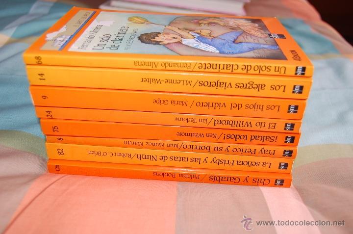 Lote de 8 libros del barco de vapor serie nara comprar en todocoleccion 47596820 - Libreria segunda mano online ...