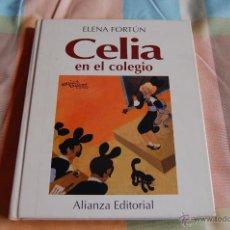 Libros de segunda mano: LIBRO CELIA EN EL COLEGIO. Lote 265194464