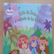 Libros de segunda mano: LIBRO TARTA DE FRESA SALVAT, TARTA DE FRESA Y EL MISTERIO DE LAS FRUTILLAS. Lote 47636788