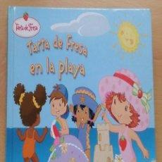 Libros de segunda mano: LIBRO TARTA DE FRESA SALVAT, TARTA DE FRESA EN LA PLAYA. Lote 47636797