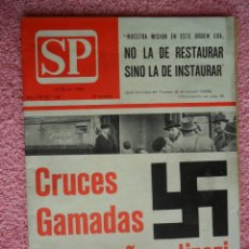 Libros de segunda mano: SP 130 REVISTA DE INFORMACIÓN MUNDIAL 1960 EDICION POPULAR ENERO + REGALO DEL 140. Lote 47642112