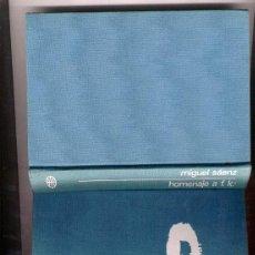 Libros de segunda mano: HOMENAJE A F.K. DE MIGUEL SAENZ (1ª EDICIÓN 1975). Lote 47646606