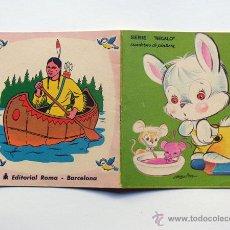 Libri di seconda mano: CUADERNO DE PINTURA / SERIE REGALO Nº 8 / ILUSTRADO POR HELENITA / EDITORIAL ROMA. Lote 47677144
