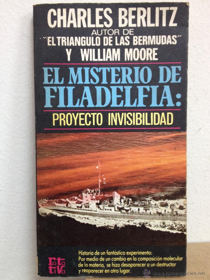 Resultado de imagen para TRIANGULO DE LAS BERMUDAS FILADELFIA