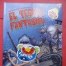 Libros de segunda mano: EL TESORO FANTASMA. INCLUYE LINTERNA MÁGICA. Lote 47713479