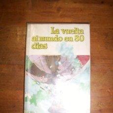 Libros de segunda mano: VERNE, JULIO. LA VUELTA AL MUNDO EN 80 DÍAS. Lote 47731007
