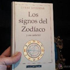 Libros de segunda mano: LOS SIGNOS DEL ZODIACO Y SU CARACTER. Lote 47756333