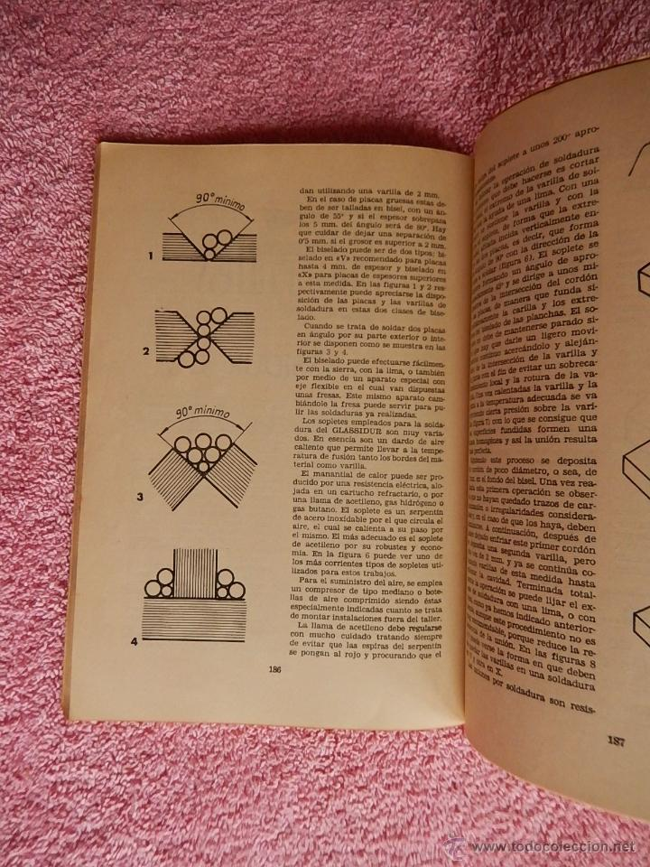 Libros de segunda mano: técnica mecánica 26 ediciones ceac 1961 mecánica motor y automoviles - Foto 5 - 47811448