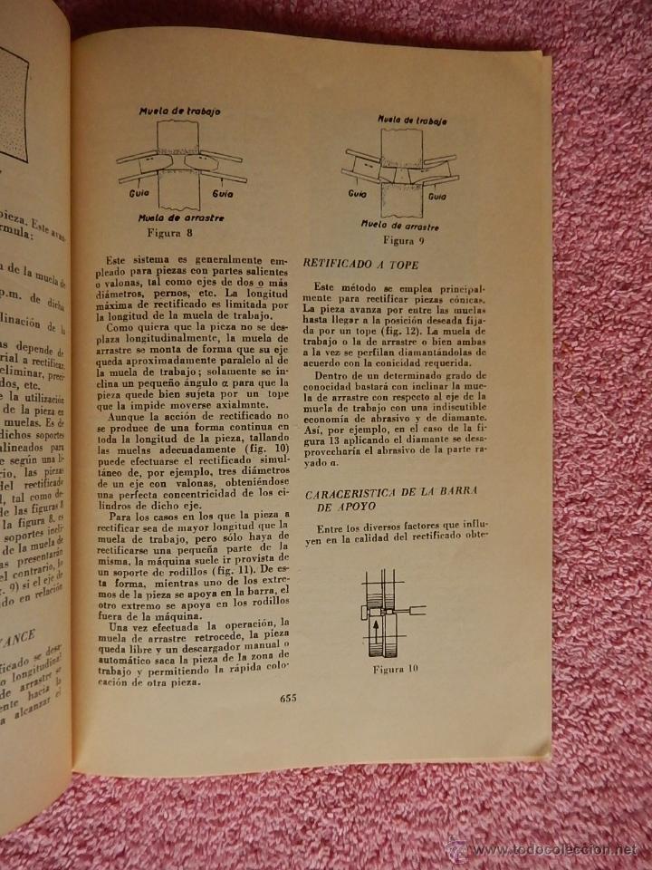 Libros de segunda mano: técnica mecánica 45 ediciones ceac 1962 mecánica motor y automoviles - Foto 3 - 47811721