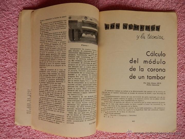 Libros de segunda mano: técnica mecánica 45 ediciones ceac 1962 mecánica motor y automoviles - Foto 4 - 47811721