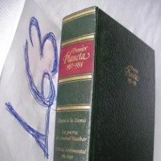 Libros de segunda mano: PREMIOS PLANETA 1982-1984 - JAQUE A LA DAMA - LA GUERRA DEL GENERAL ESCOBAR - CRONICA SENTIMENTAL EN. Lote 47872187