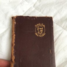 Libros de segunda mano: OBRAS COMPLETAS AGUILAR - JOSE MARIA GABRIEL Y GALAN - QUINTA EDICION 1961. Lote 47879147
