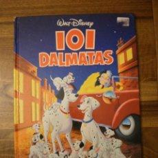 Libros de segunda mano: 101DALMATAS - WALT DISNEY. Lote 47900133