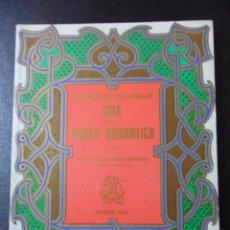 Libros de segunda mano: GUIA DEL MUSEO ROMANTICO. POR MARIA ELENA GOMEZ-MORENO. FUNDACIONES VEGAA-INCLAN. MADRID 1986. RUSTI. Lote 47939726