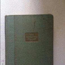 Libros de segunda mano: LOS CONTACTOS FURTIVOS ANTONIO RABINAD 1ª EDICION. Lote 47939848
