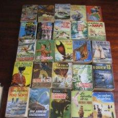 Libros de segunda mano: LOTE DE 28 ENCICLOPEDIA PULGA D5. Lote 47953754