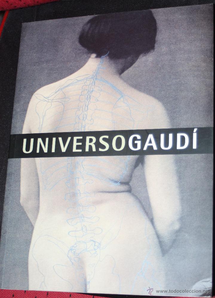 UNIVERSO GAUDI : TOMO CORRESPONDIENTE A LA EXPOSICIÓN DE 2002/2003 DEL CENTRO DE ARTE REINA SOFIA (Libros de Segunda Mano - Bellas artes, ocio y coleccionismo - Otros)