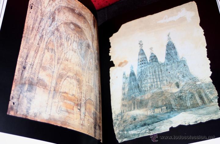 Libros de segunda mano: UNIVERSO GAUDI : Tomo correspondiente a la exposición de 2002/2003 del Centro de Arte Reina Sofia - Foto 2 - 47958847