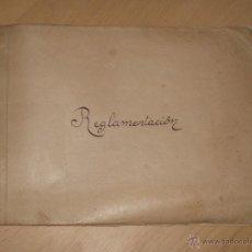 Libros de segunda mano: REGLAMENTACIÓN RENFE, DEFINICIONES, SALARIOS ETC.... Lote 47961203