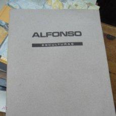 Libros de segunda mano: LIBRO ALFONSO ESCULTURAS FEBRERO 1990 ART-84. Lote 48082850