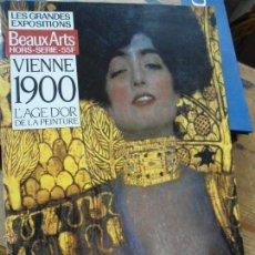 Libros de segunda mano: LIBRO VIENNE 1900 ESCRITO EN ALEMAN ART-103. Lote 48091545
