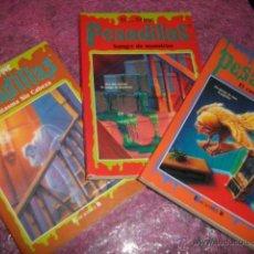 Second hand books - LOTE DE DOS LIBROS DE PESADILLAS DE R.L.STINE - 48148131
