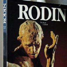 Libros de segunda mano: RODIN - MONIQUE LAURENT - COLECCIÓN PERFILES DEL ARTE - PLANETA 1990. Lote 48148250